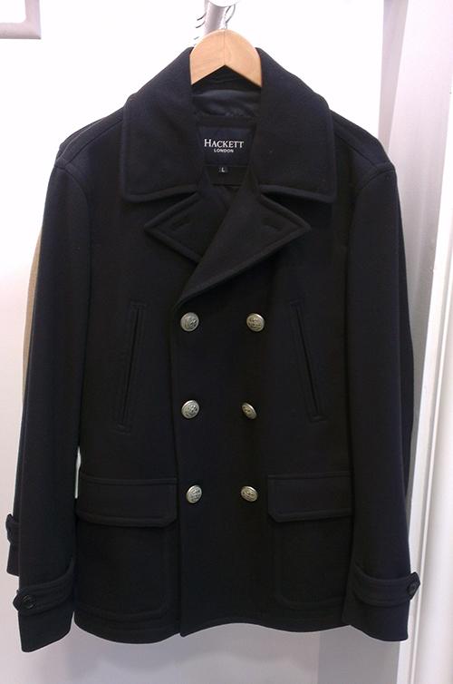 Hacket pea coat