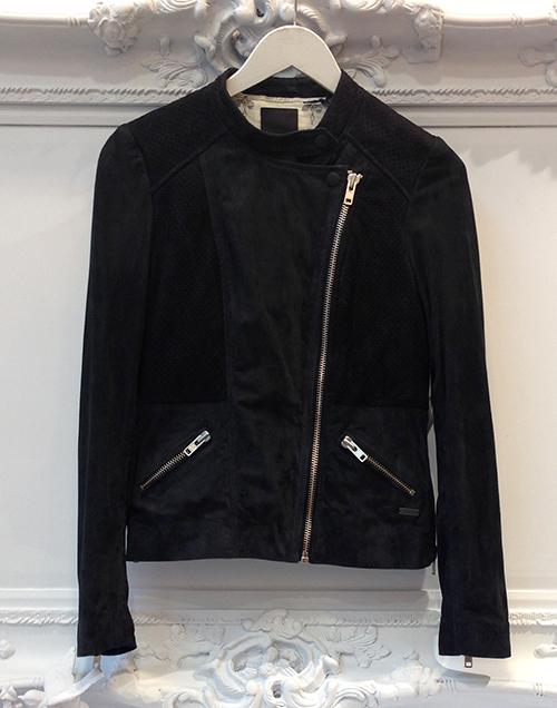 maison scotch, biker jacket,