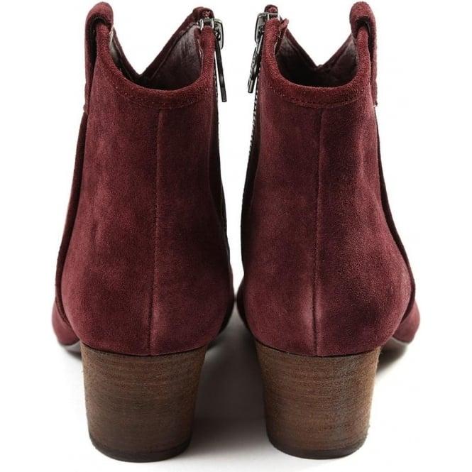 1f729e259e4 Buy Ash Footwear Spiral Calf Suede Prune   Ash Footwear @ Fussy Nation