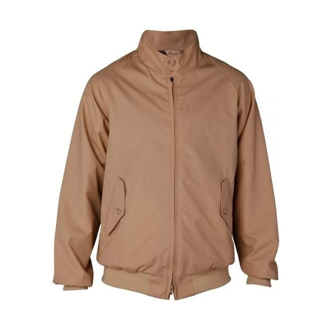 Baracuta Classic G9 Harrington Jacket, Natural