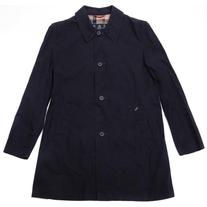 Barbour Casual Coater, Navy