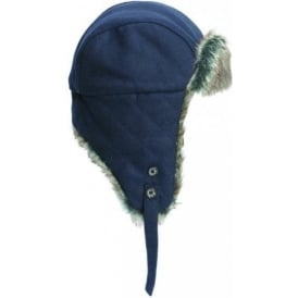 Grasmere Hunter Hat, Navy