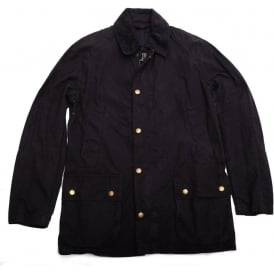 Rambler Coat, Navy