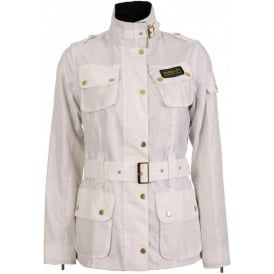 Rainbow International Lightweight Jacket (White)