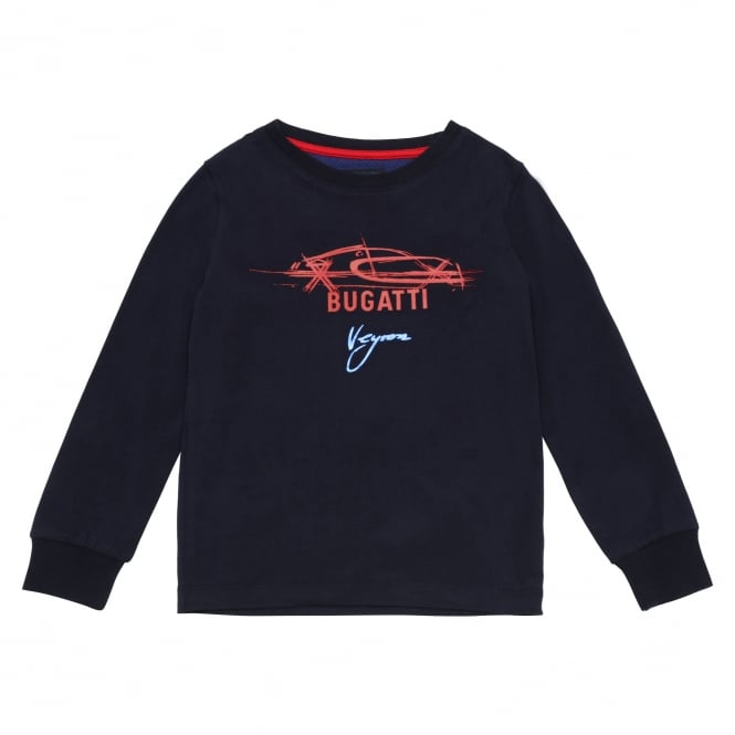 Bugatti Kids T- Shirt Sutil