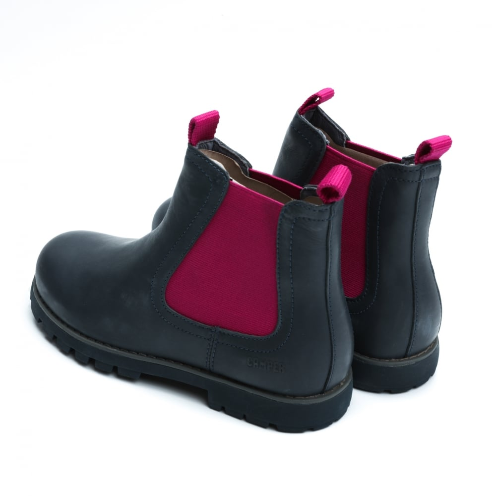 Compas Oilylusion Denim Boot