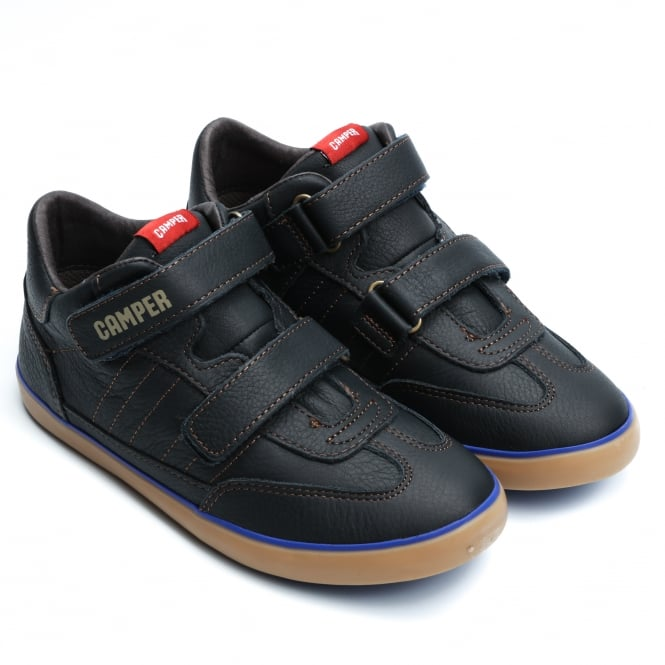 Camper Kids Pursuit Sella Navy Sneaker
