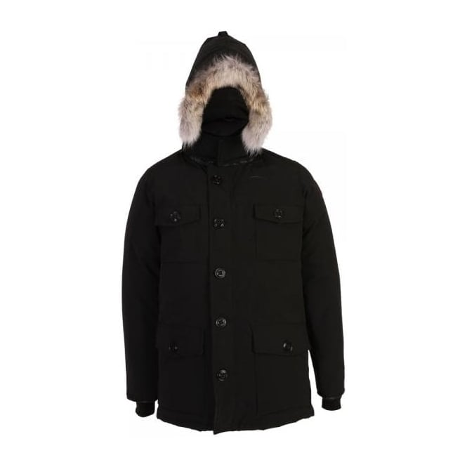 Canada Goose' Banff Parka Men's, Black, S