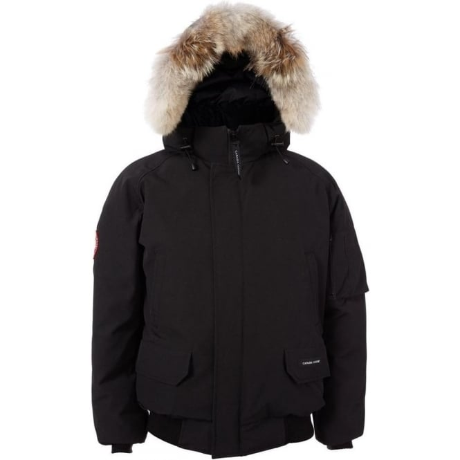 Mens Chilliwack Bomber Jacket