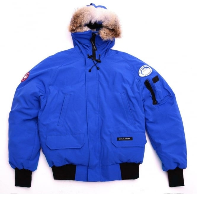 Mens Polar Bears International PBI Chilliwack Bomber