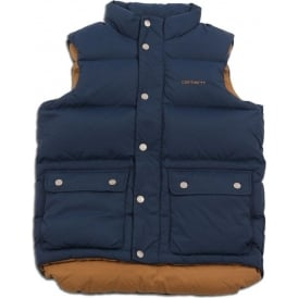 Down Filled Raleigh Vest (Federal)