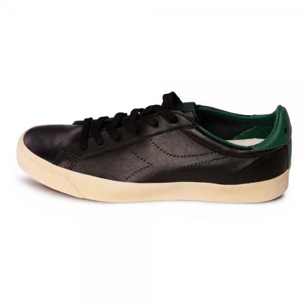 Diadora Heritage Tennis 270 Low Trainers (Black)
