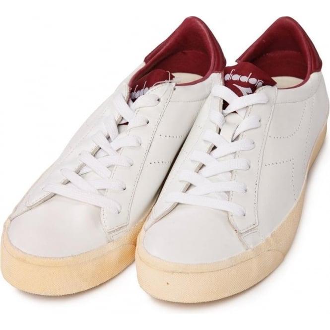 Diadora Heritage Tennis 270 High Trainers White 44 1MJyHa3