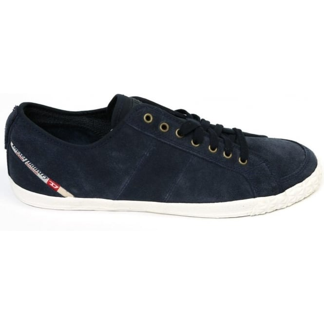 Diesel Fancylace Trainer, Navy