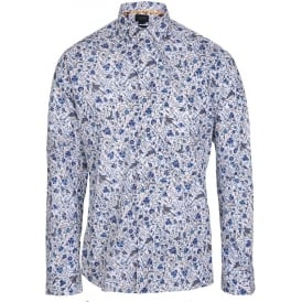 Summer Day Print Shirt, Colour 123