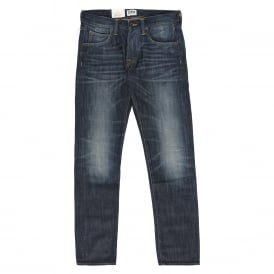 ED-55 Relaxed Jeans - Rodeo Wash