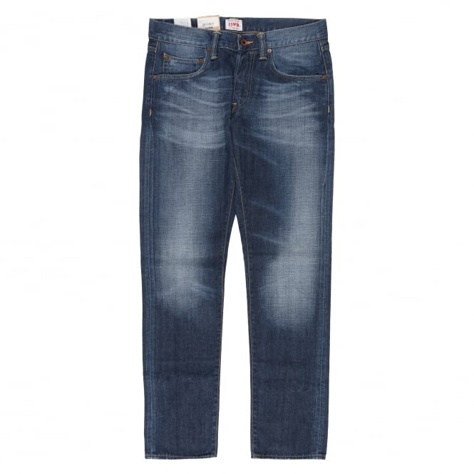 Edwin Denim ED-55 Relaxed Quartz Cotton Jeans Heavy O Wash
