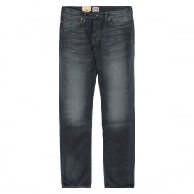 ED-71 Slim Quartz Japanese Denim Jean - Biker Wash