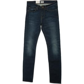 ED-88 Super Slim 12.5Oz Compact Blue Denim Jean