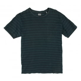 Marvin Blue Striped T-Shirt