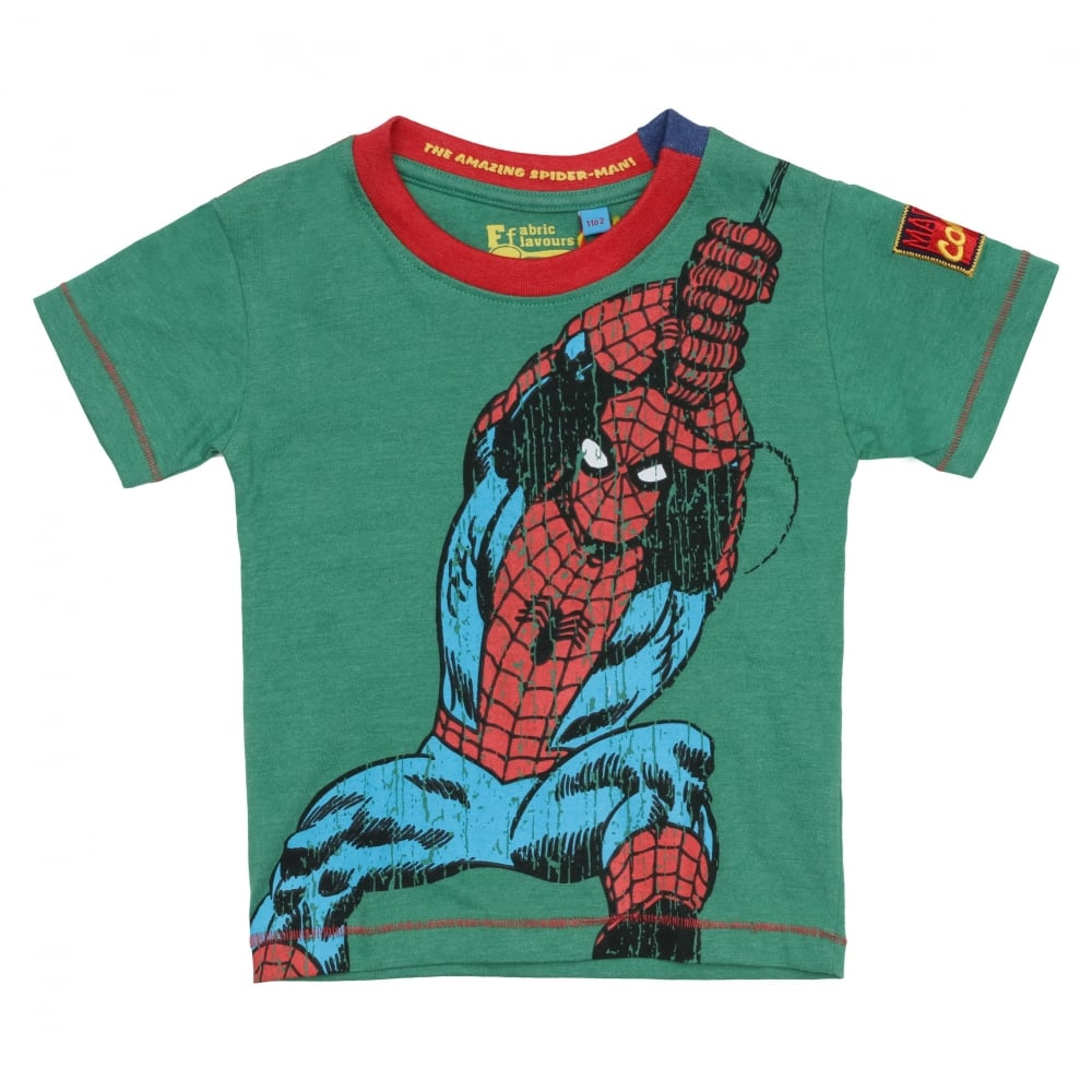Fabric Flavours Spider-Man T-Shirt