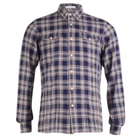 Long-Sleeved Miner Classic Check Shirt