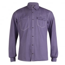 Long-Sleeved Worker Shirt