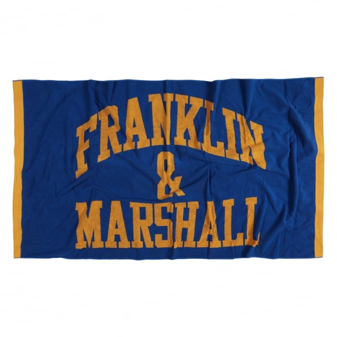 Franklin & Marshall Franklin and Marshall Summer Beach Towel