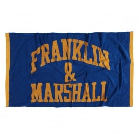 Franklin and Marshall Summer Beach Towel