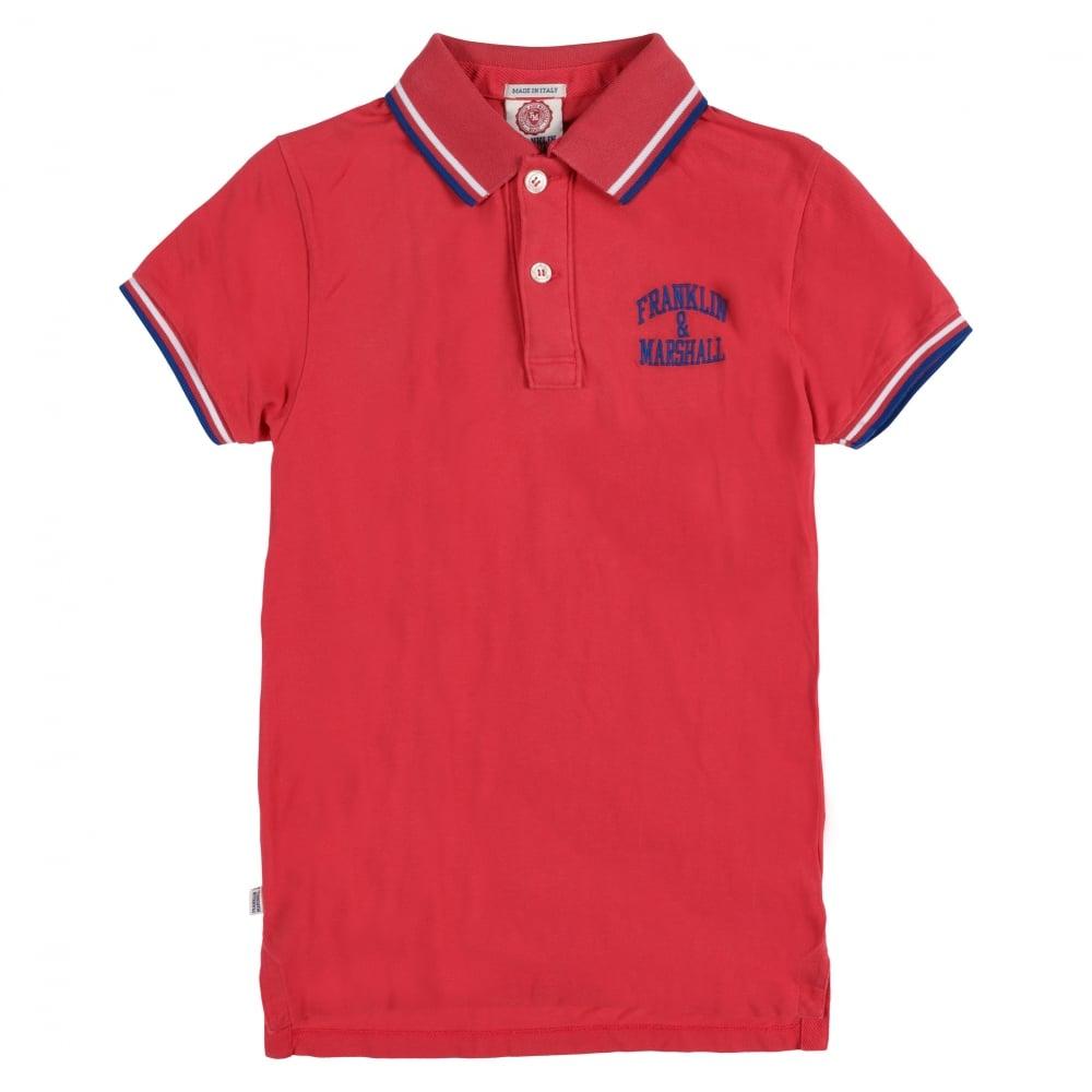reputable site 9e2d8 d63f9 Franklin & Marshall Polo Man Shirt
