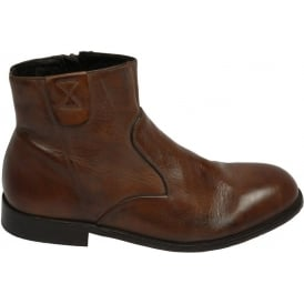 Haxton Chelsea Boot, Light Tan