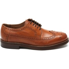 Patton Tan Shoe