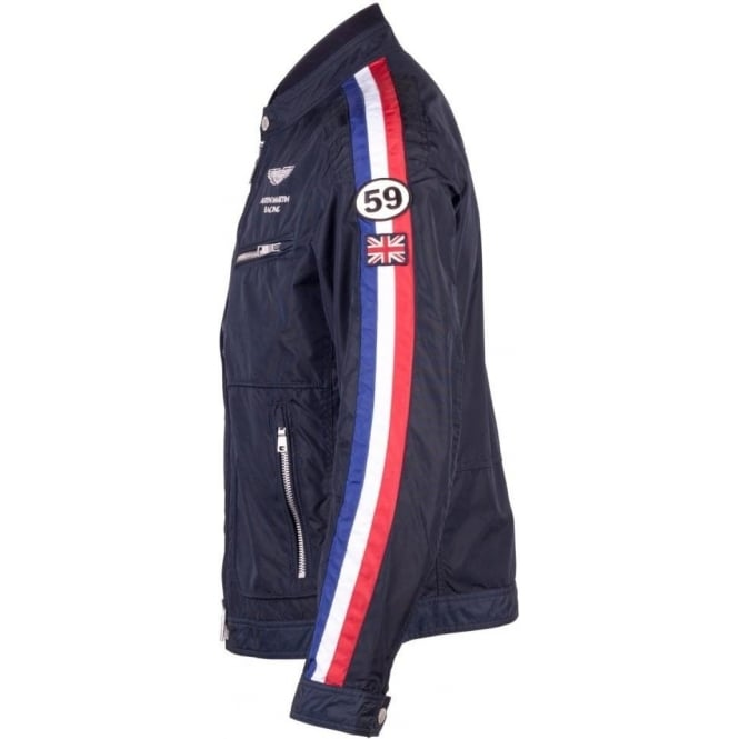 Aston Martin Racing Emerson Moto Jacket Hackett Fussy Nation