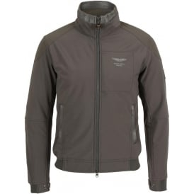 Aston Martin Racing, AMR, Soft Shell Jacket, Grey