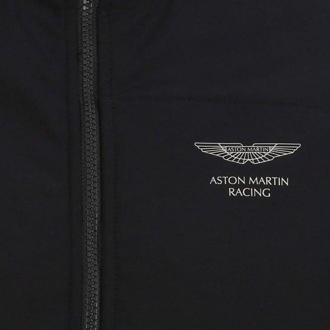 Hackett Aston Martin Racing, AMR, Soft Shell Jacket, Navy