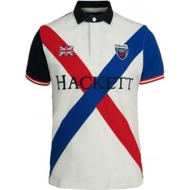 BT Cross Panel Polo Shirt