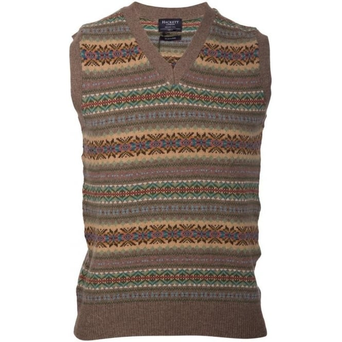 c4319446e03607 Buy Hackett Fairisle Tank Top | Hackett | Hackett @ Fussy Nation