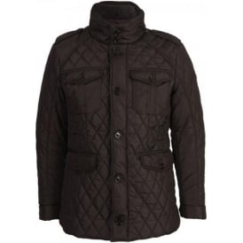 Holborn Quilt Jacket, Charcoal