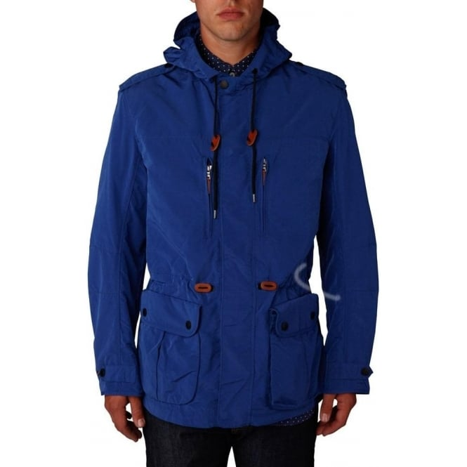 Hackett Hooded Hiking Jacket