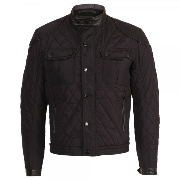 Buy Hackett Amr Quilted Bomber Jacket Amr Hackett