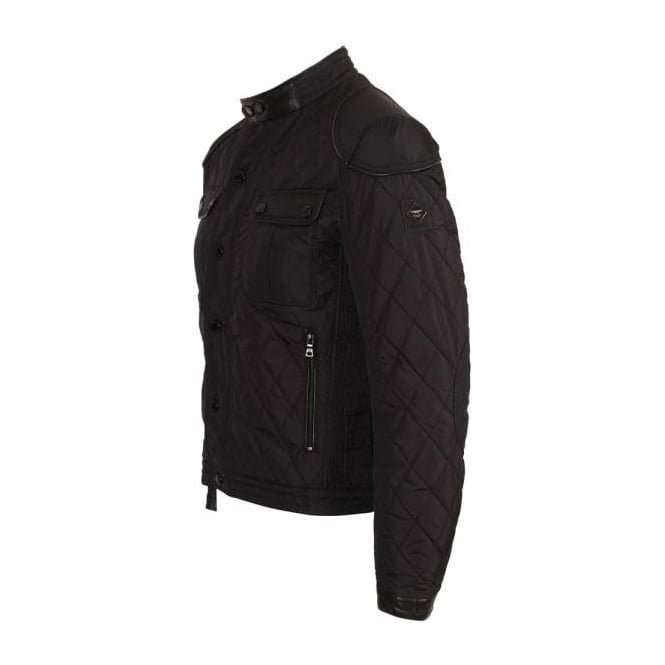Buy Hackett AMR Quilted Bomber Jacket | AMR Hackett @ Fussy Nation : quilted racing jacket - Adamdwight.com