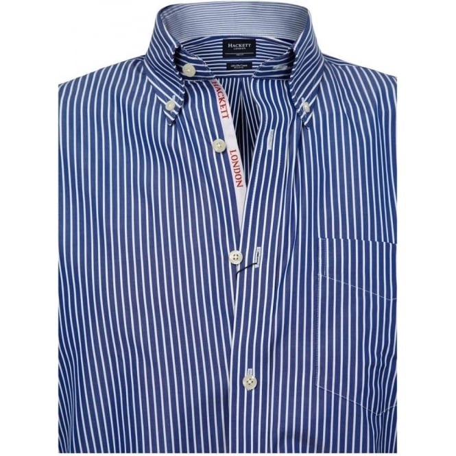 Favorite Buy Hackett London Pinstripe Shirt | Pinstripe Selvedge Shirt  KK26