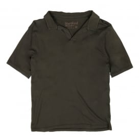 Cotton Polo, Grey