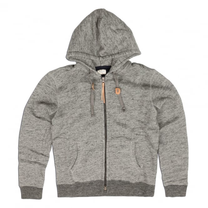 Hartford Hood Zipper Bicolor