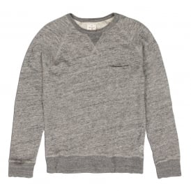 Pocket Sweat Top, Grey