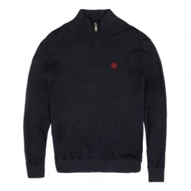 Moray Club Half Zip Knit