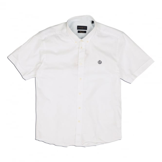 Henri Lloyd Oxford Club Regular Short Sleeve Shirt