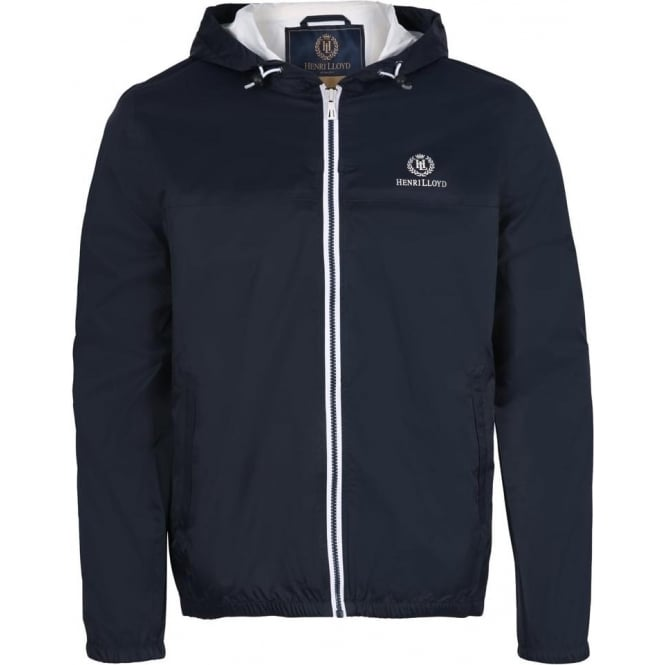 Henri Lloyd Ryder Packaway Jacket, Navy