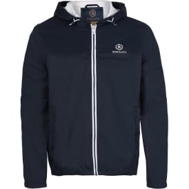 Ryder Packaway Jacket, Navy