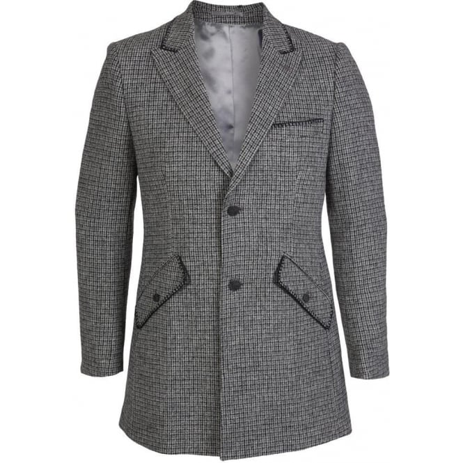 Holland Esquire Single Breasted Car Coat